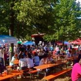 Stadtteilfest Gartenstadt 2017
