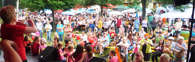 Stadtteilfest der Gartenstadt Nürnberg 2014