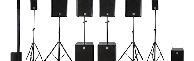 Unsere Musikanlagen für Ihre Veranstaltung!